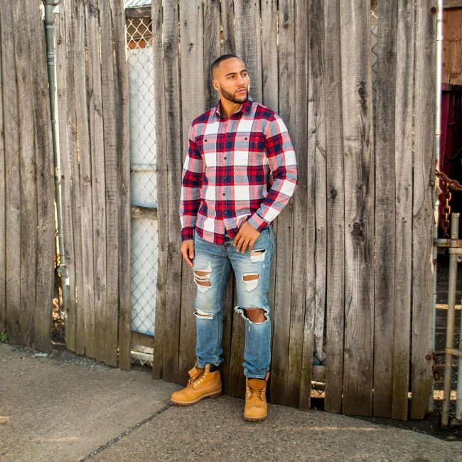 30 Beautiful Flannel Outfits For Men For The Best Look Ever