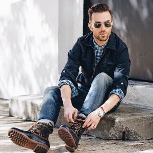 14 Hollywood Style with Boot Styled Sperries