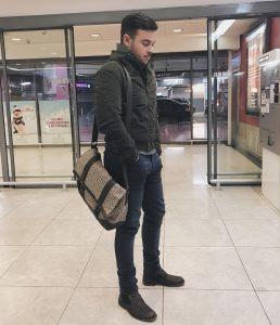 14 Winter Traveler