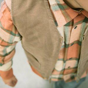 15 Autumn Checks And Vests