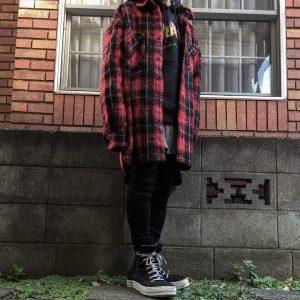 15 Long Flannel