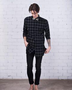 15 Patterned Dress Shirt
