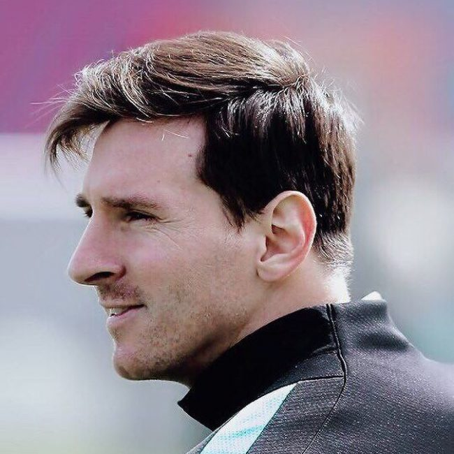 25 Awesome Messi Haircut Ideas - Look Like a Superstar