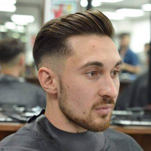 15 Zero Fade Styled Cut