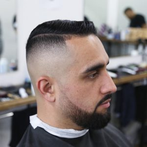 16 Disconnected with Razor Line