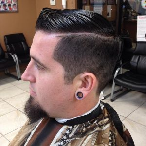 16-funky-and-glossy-comb-over