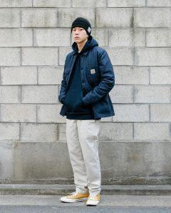 16 Men's Carharrt Winter Jacket