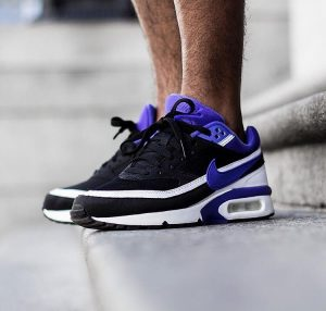 16 Nike Air with Persian Violets