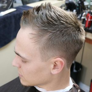 17 Exceptionally Spiked Hair