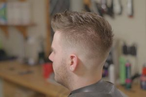 18 Classic Men's Haircut