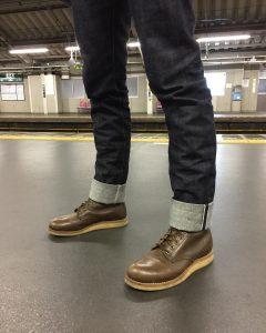 18 Dark Brown Boots & Slim Fit Black or Jeans