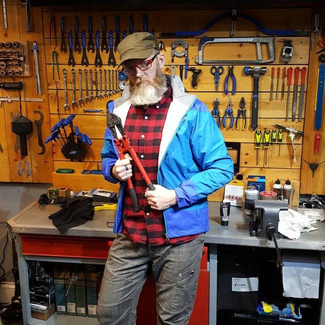 18 Easy and Elegant Lumberjack Look
