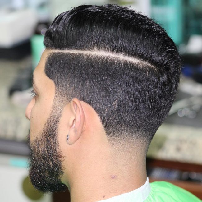18 Sharp Razor-Edged Look