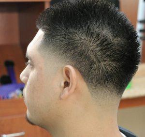18 Short Spiked Hair
