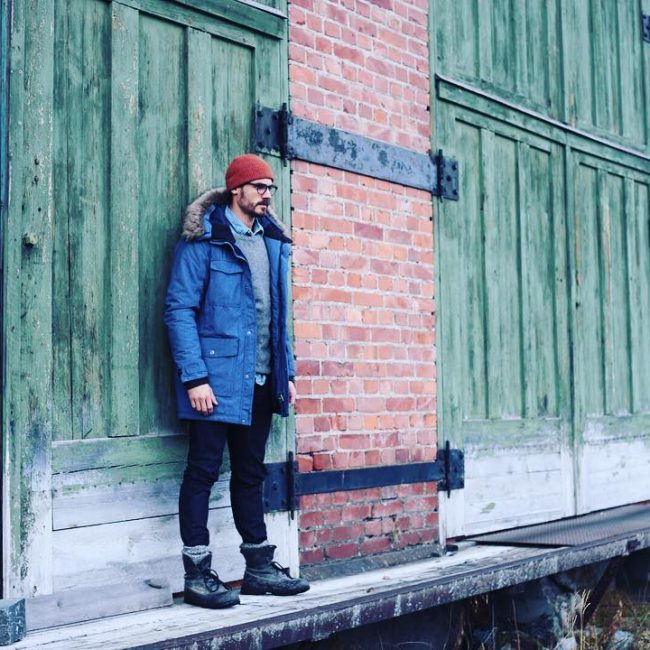 18 True Blue Parka with Boots
