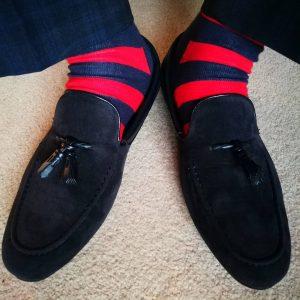 18 tassel loafers