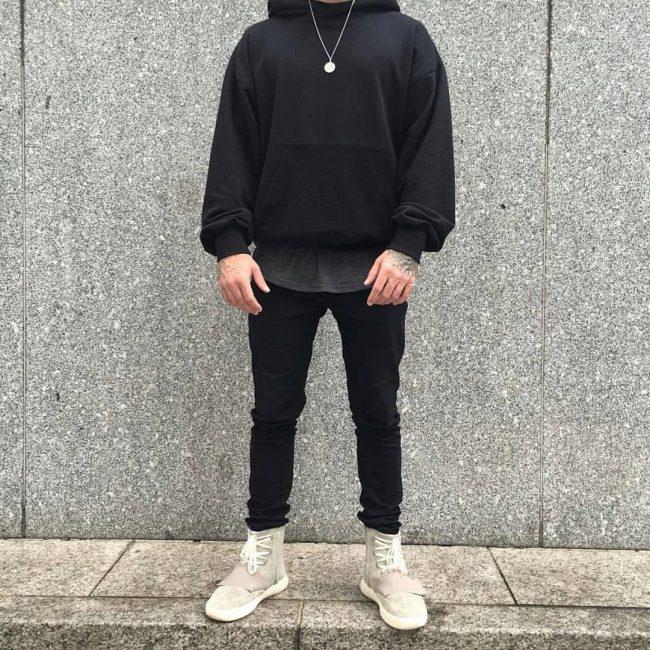 19 Cool Black Look