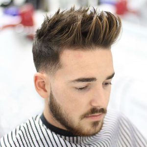 19 Magnificent Spiked Hairstyle