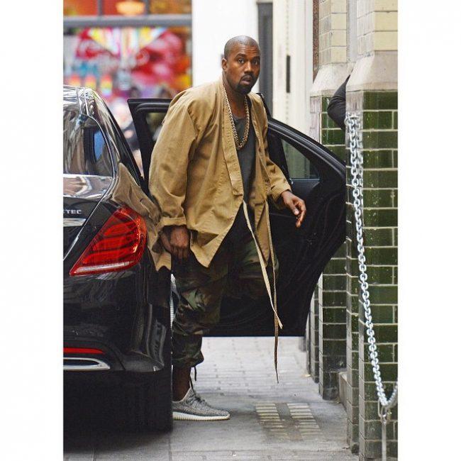 19 Overcoat and Sweatpants