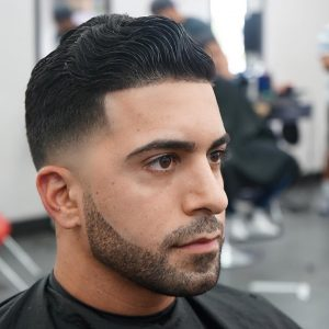 19 The Low Fade
