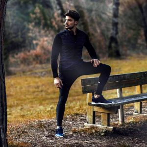 21 Active Fitting Joggers Suit