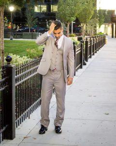 2 Three-Piece Suit Swag
