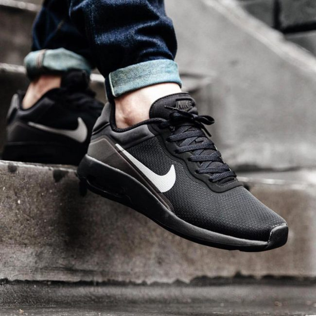 20 Black Midnight Gray Sneakers
