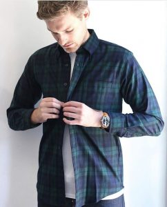 20 Black Watch Tartan