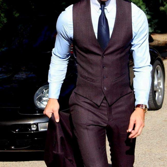 20 Gentleman Style Wedding Attire