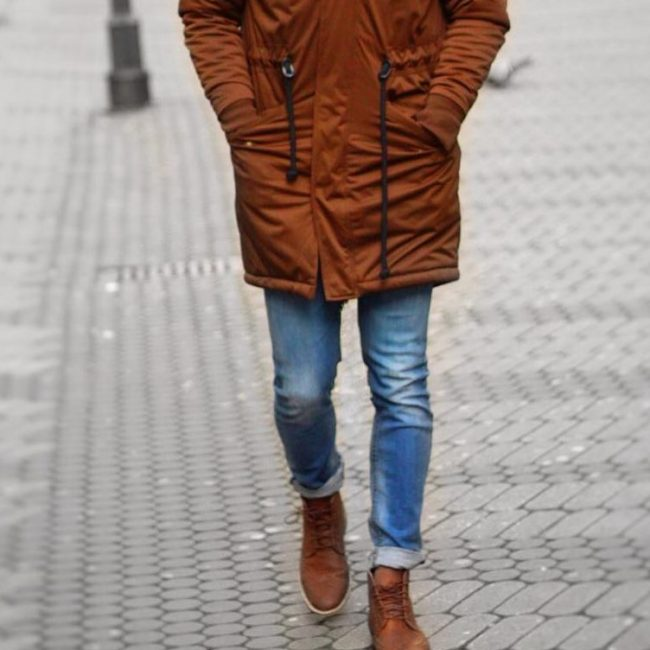 20 Matching Brown Look