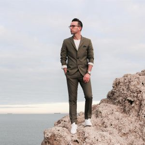 20 Semi-Formal Suit Up