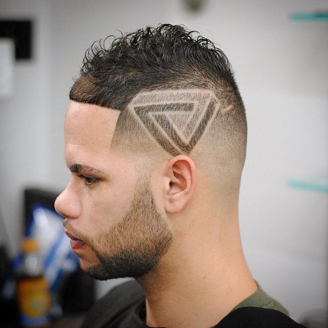 20 Sharp Cuts with a Creative Side Drawing