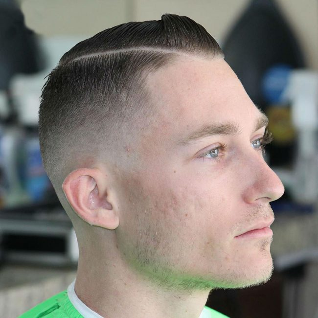 20 Strong Gelled Backcomb