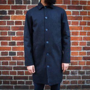 21 Classic Collared Overcoat