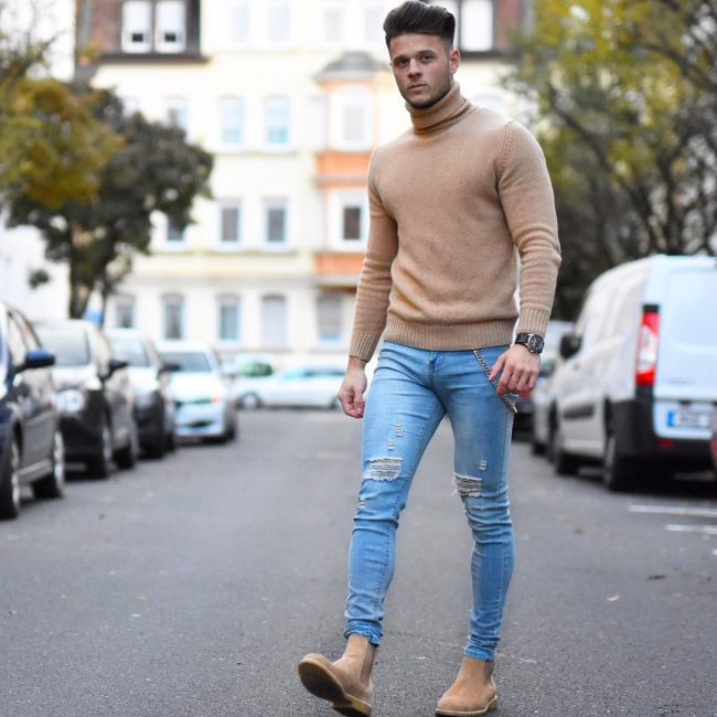21 Cool Street Style For Men