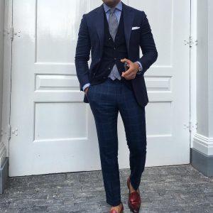 21 Formal 3-Piece Suit