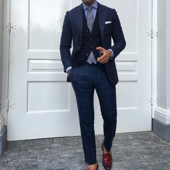 21 Formal 3-Piece Suit