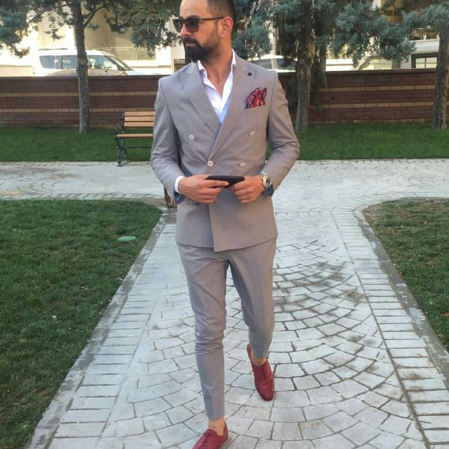 21 Skinny-Fit Suits