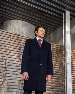 22 Bespoke Wide Lapels Suit