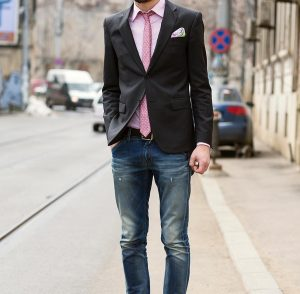 22 Blazer And Jeans Style