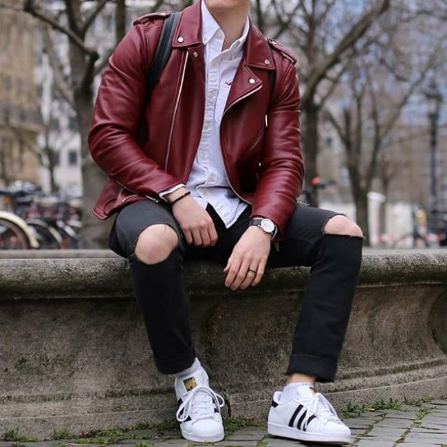 22 Cool Guys' Style