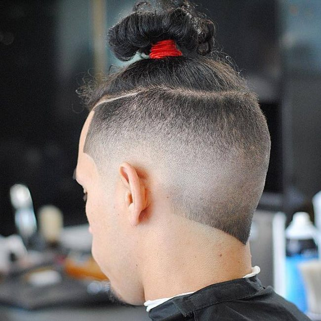 22 High Low Fades