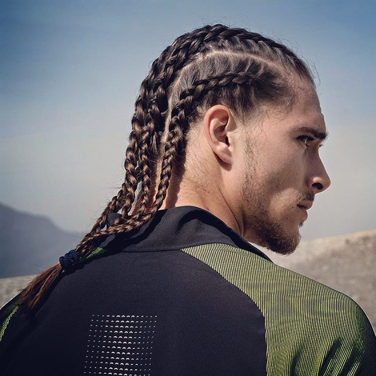 30 delightful cornrow hairstyles for men tame your mane