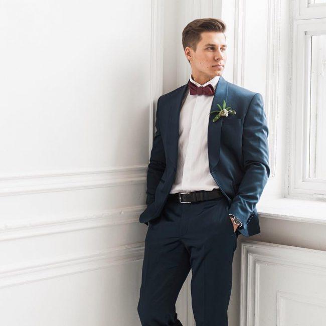 22 Peacock Clue Suit