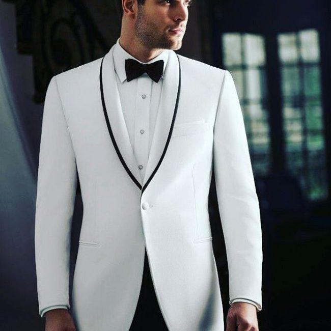 22 Stylish Tuxedo Suit