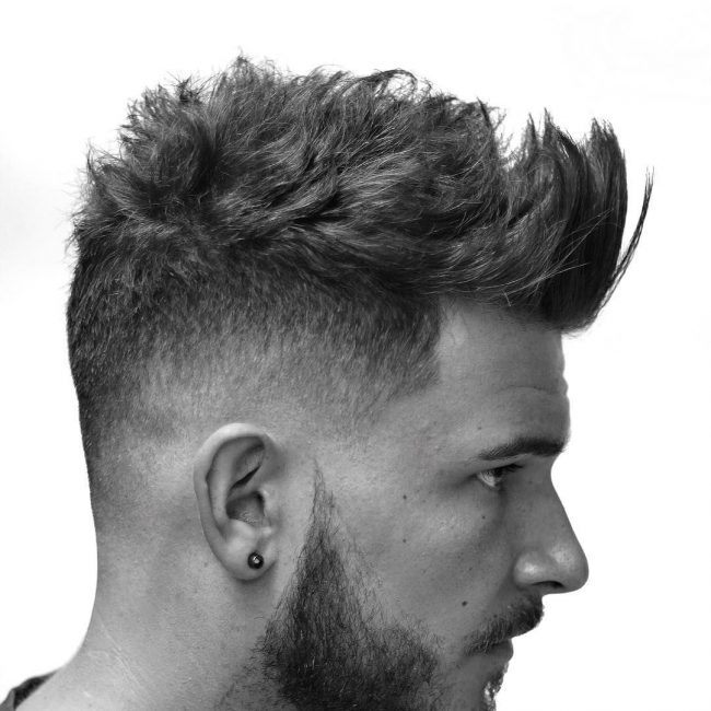35 Amazing Spiked Hair Ideas - Use Your Imagination