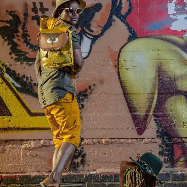 23 African Summer Bag