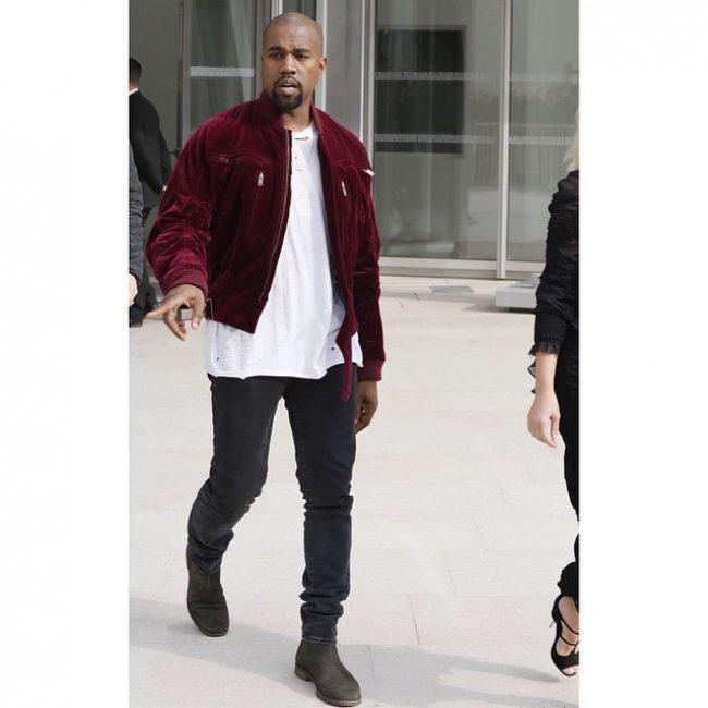 23 Flashy Suede Jacket
