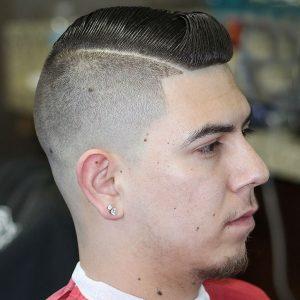23 Geometric Hairstyle