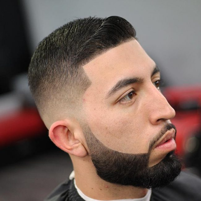 23 Sassy Fade and Line-Up